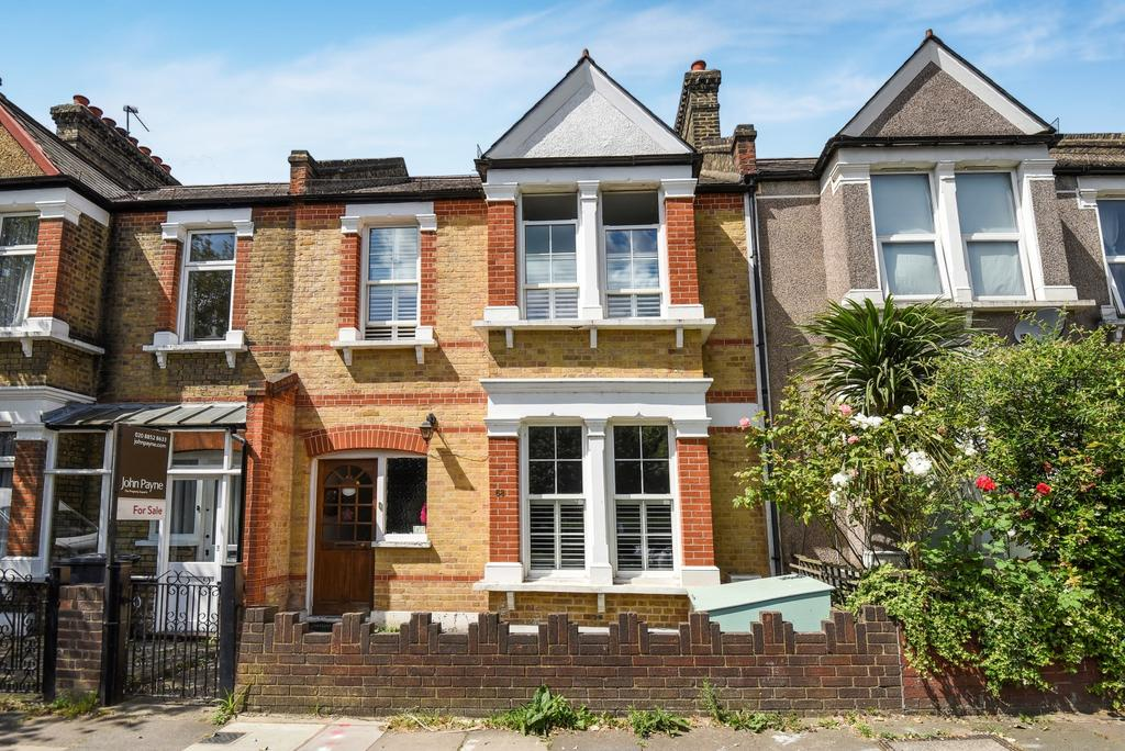 3 Bedrooms Terraced House for sale in Manor Lane Hither Green SE13