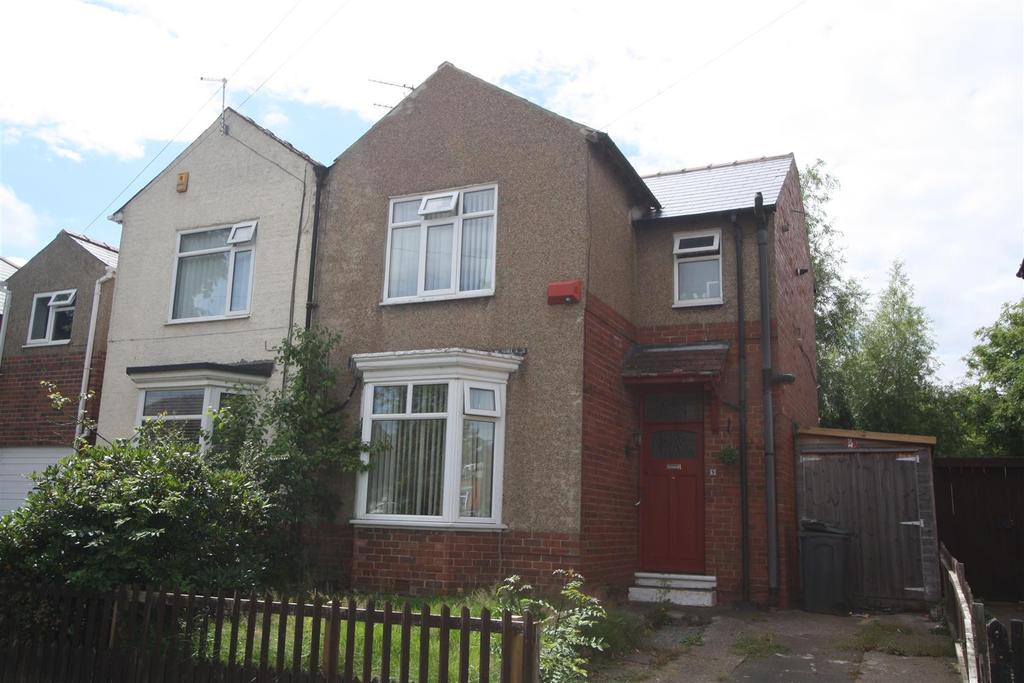 2 Bedrooms Semi Detached House for sale in Sandriggs, Darlington