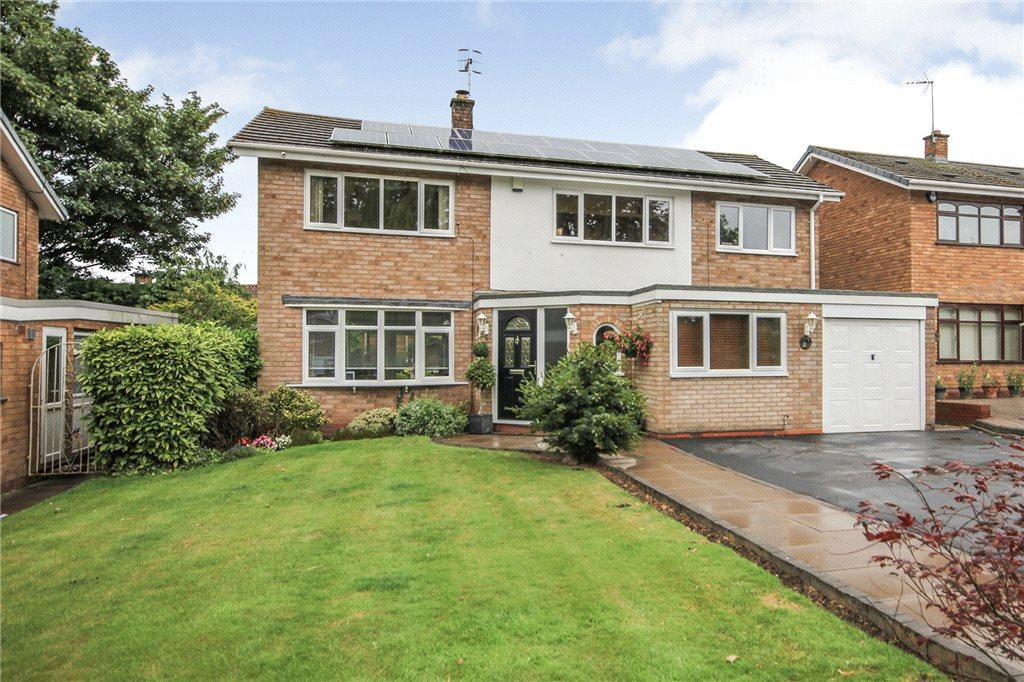 4 Bedrooms Detached House for sale in Ferndale Park, Stourbridge, West Midlands, DY9