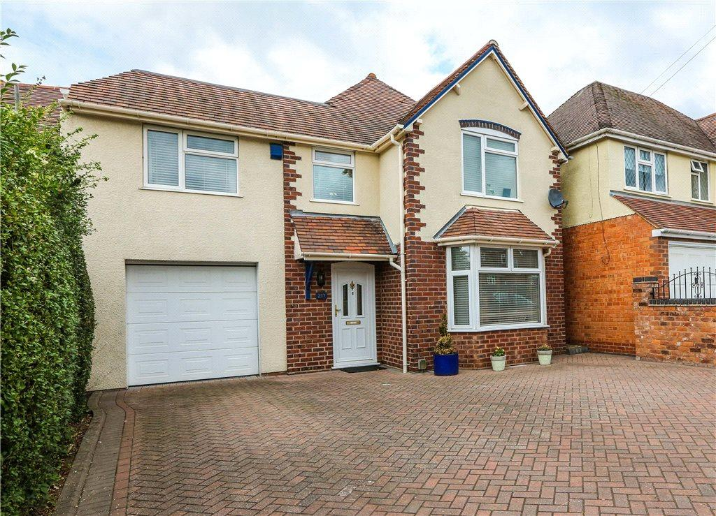 4 Bedrooms Detached House for sale in Old Birmingham Road, Marlbrook, Bromsgrove, B60
