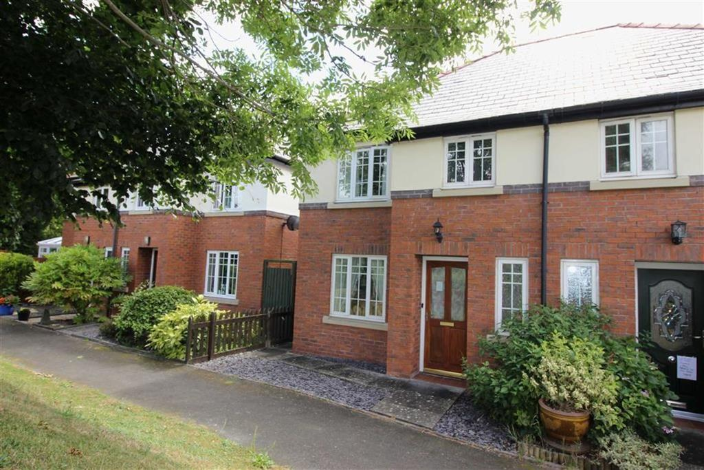 3 Bedrooms Semi Detached House for sale in Hazel Close, Trewern, Welshpool
