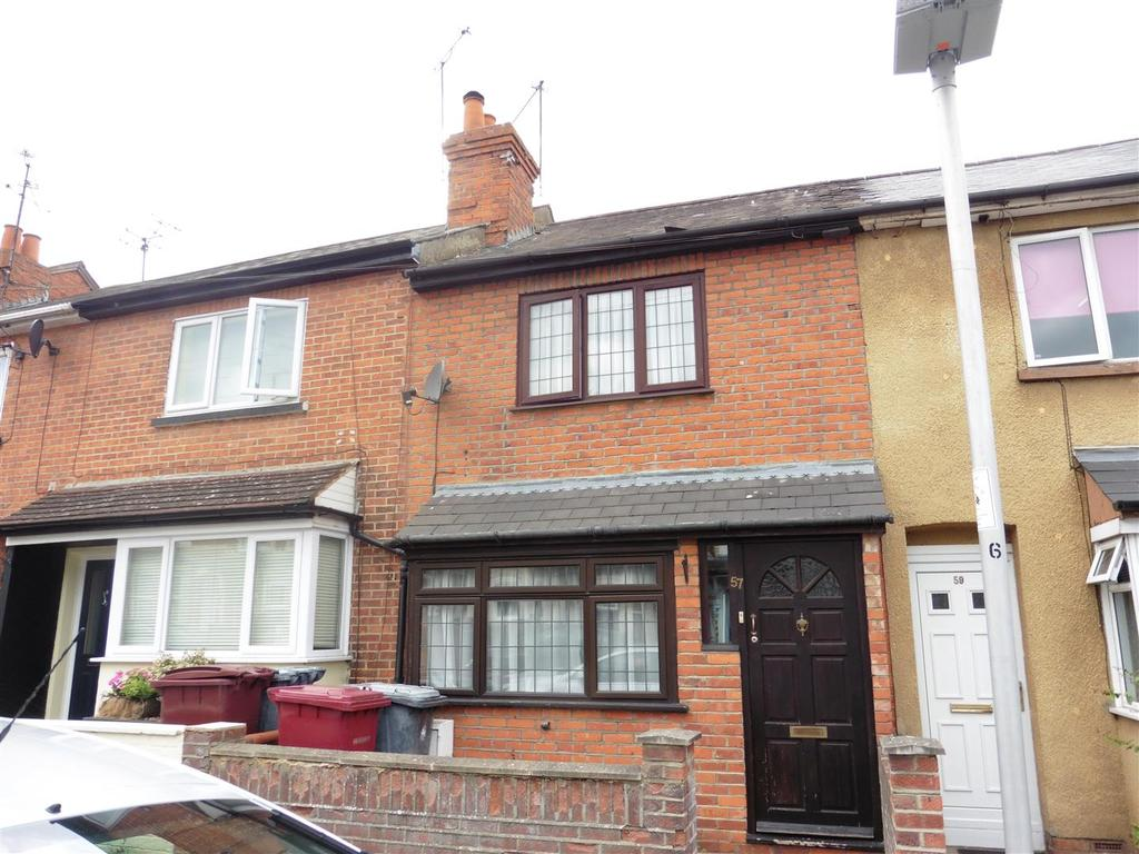 2 Bedrooms Terraced House for sale in Chester Street, Reading