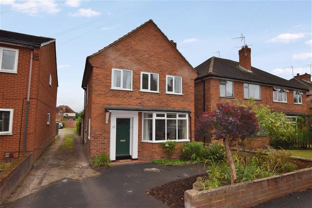 3 Bedrooms Detached House for sale in Neville Avenue, Kidderminster, Worcestershire