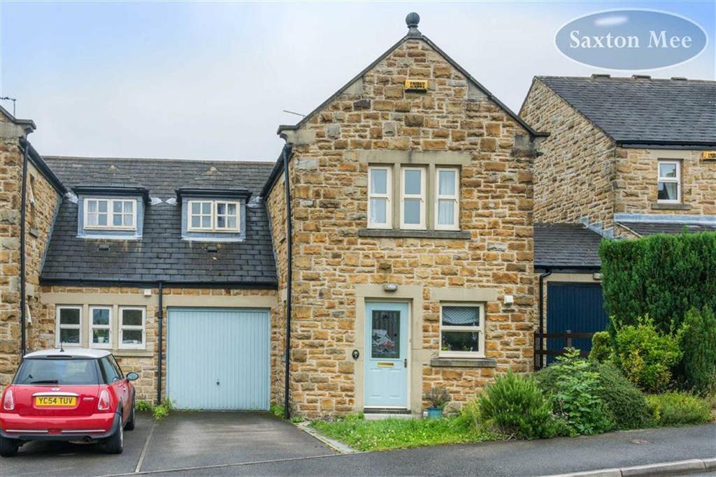 3 Bedrooms Semi Detached House for sale in Oak Apple Walk, Stannington Village, Sheffield, S6