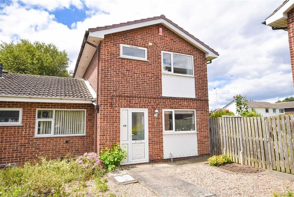 3 Bedrooms Link Detached House for sale in Nearsby Drive, West Bridgford