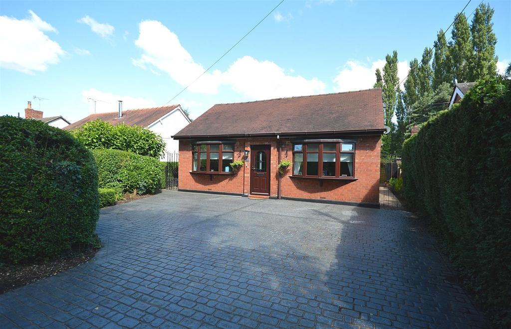 3 Bedrooms Detached Bungalow for sale in Plant Lane, Moston, Sandbach