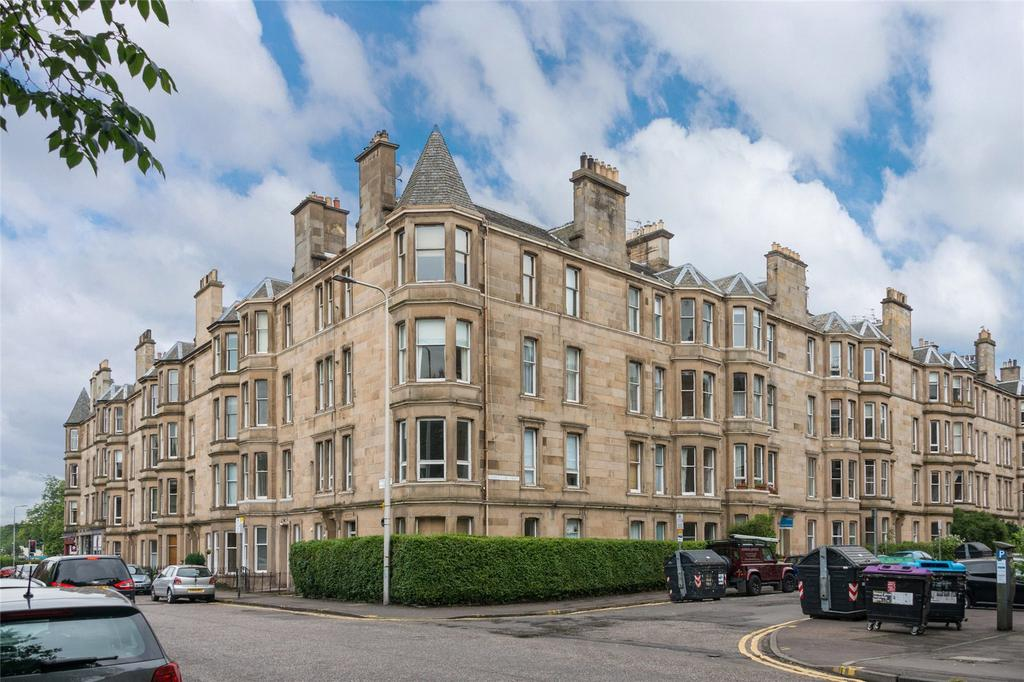 2 Bedrooms Apartment Flat for sale in 2F1, Comely Bank Road, Edinburgh, Midlothian