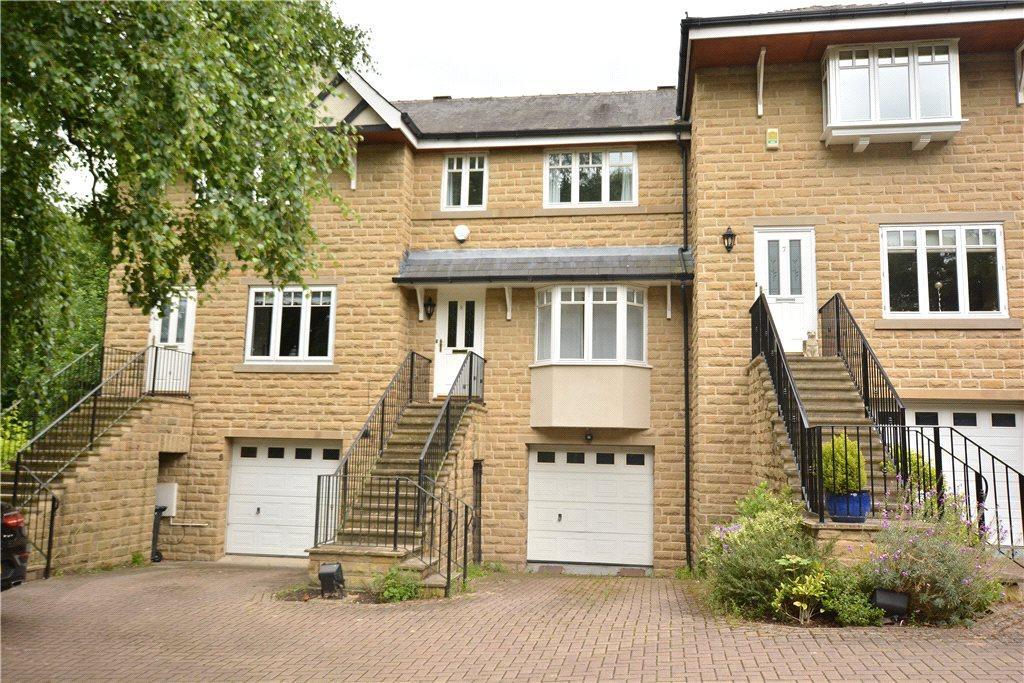 3 Bedrooms Terraced House for sale in Belgravia Gardens, Roundhay, Leeds