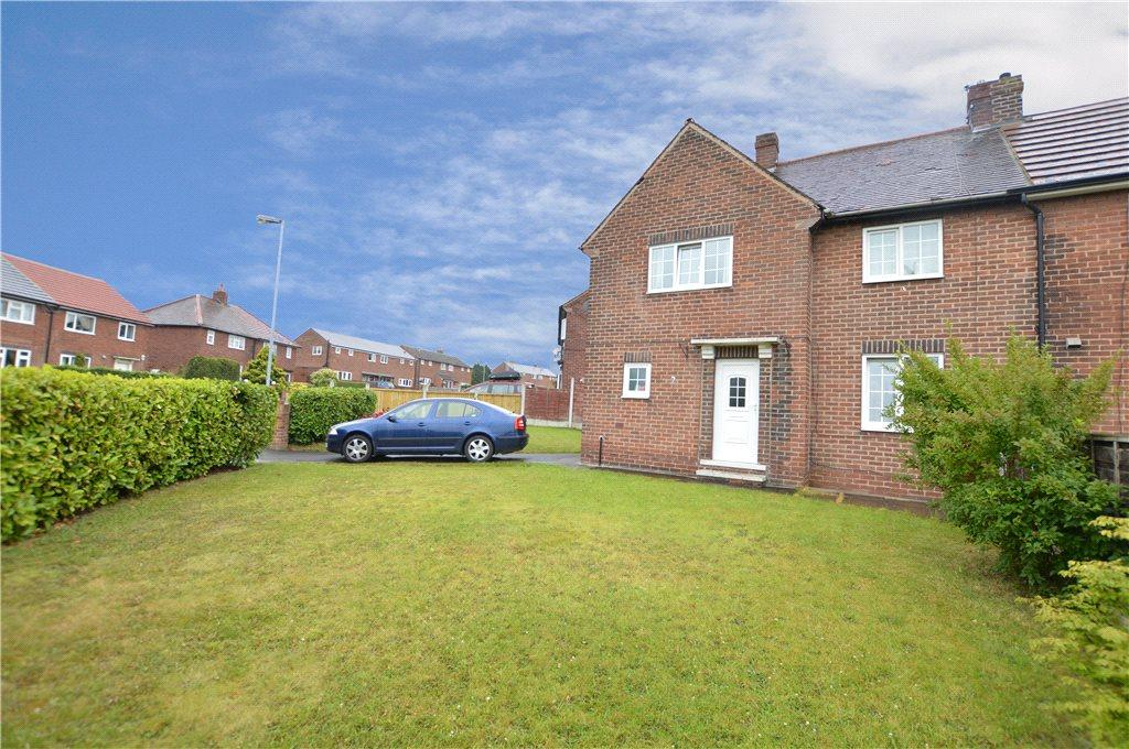 2 Bedrooms Semi Detached House for sale in Hawthorne Mount, Normanton, West Yorkshire