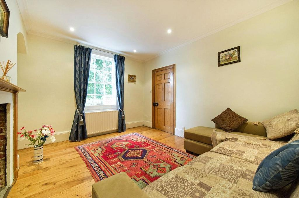 2 Bedrooms Semi Detached House for sale in Prospect Place, Off Holly Walk, Hampstead Village, London