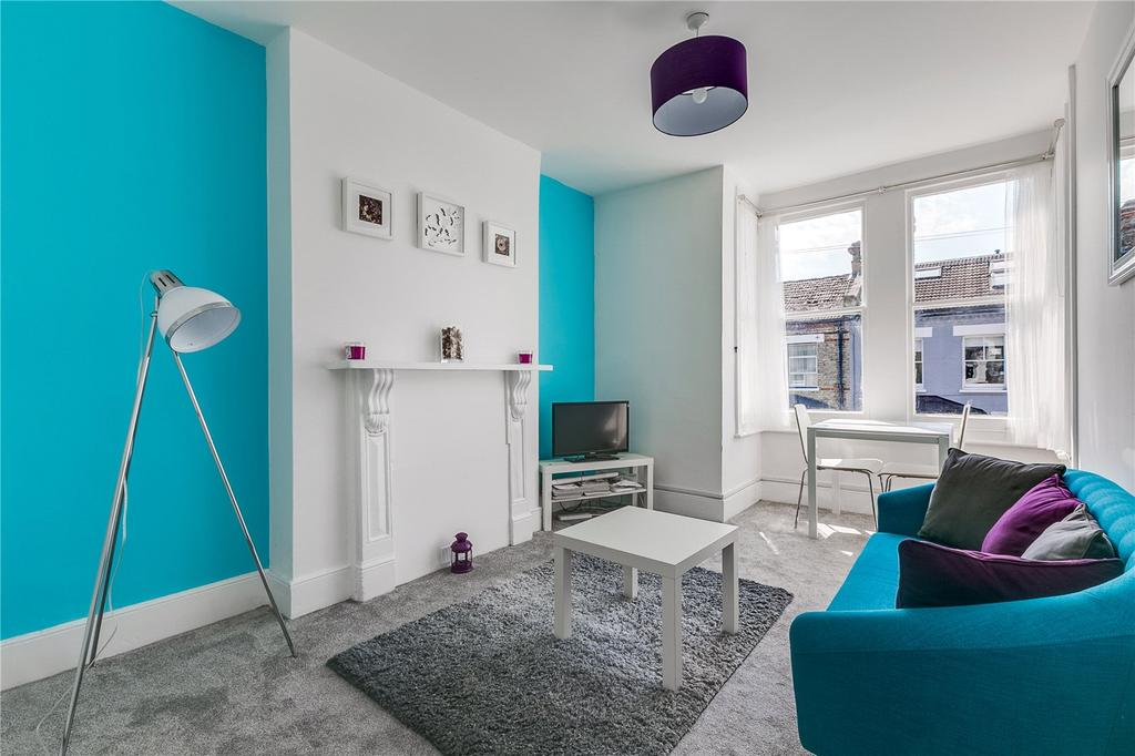 2 Bedrooms Flat for sale in Averill Street, Fulham, LONDON
