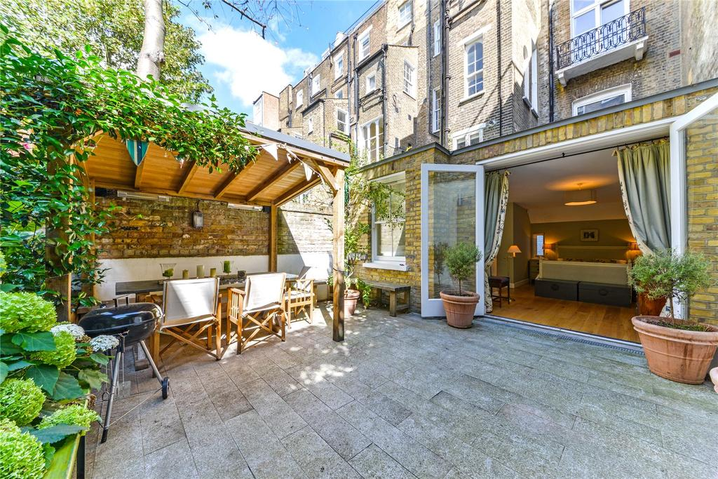 2 Bedrooms Flat for sale in Ovington Square, Chelsea, London