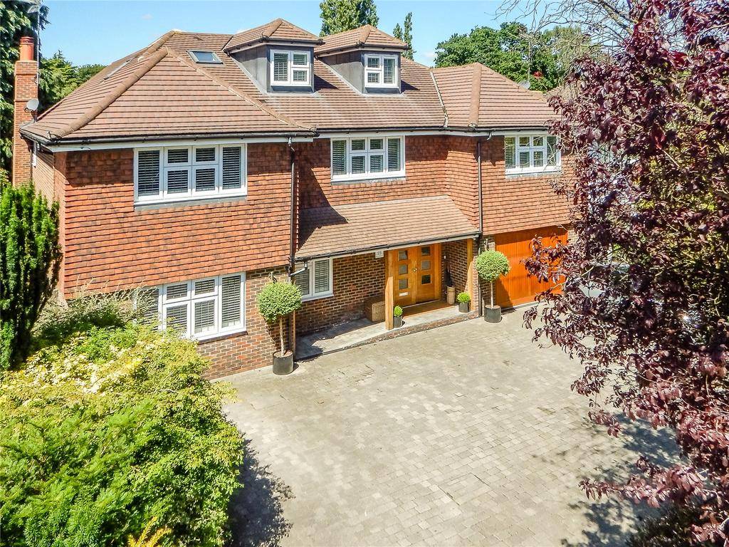 5 Bedrooms Detached House for sale in Homewood Road, St. Albans, Hertfordshire