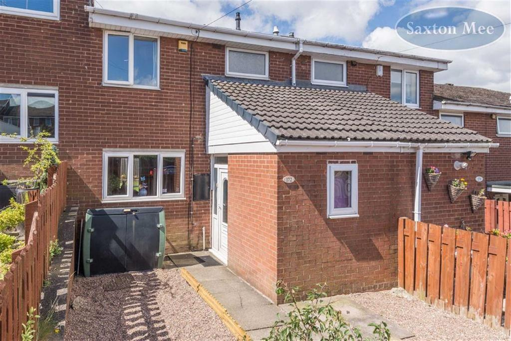 3 Bedrooms Terraced House for sale in Erskine Crescent, Heeley, Sheffield, S2
