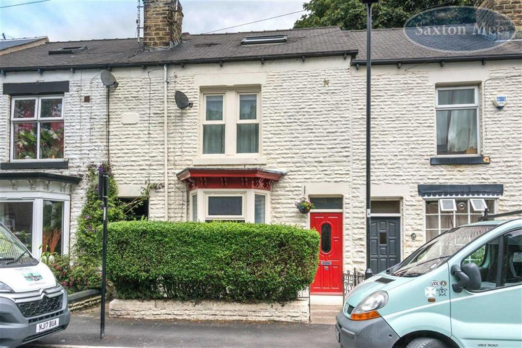 3 Bedrooms Terraced House for sale in Hawksley Avenue, Hillsborough, Sheffield, S6