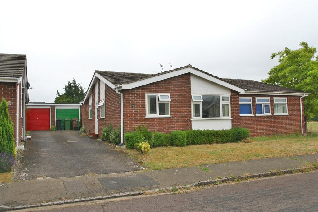 2 Bedrooms Semi Detached Bungalow for sale in Seven Acres, Thame, OX9