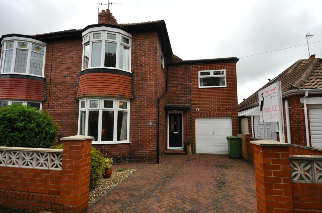 3 Bedrooms Semi Detached House for sale in Alexandra Park, Sunderland