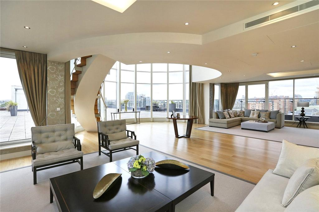 4 Bedrooms Penthouse Flat