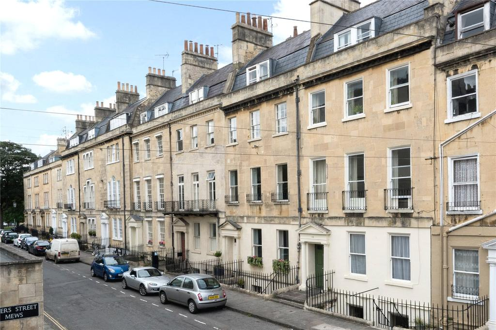 4 Bedrooms Terraced House for sale in Rivers Street, Bath, BA1