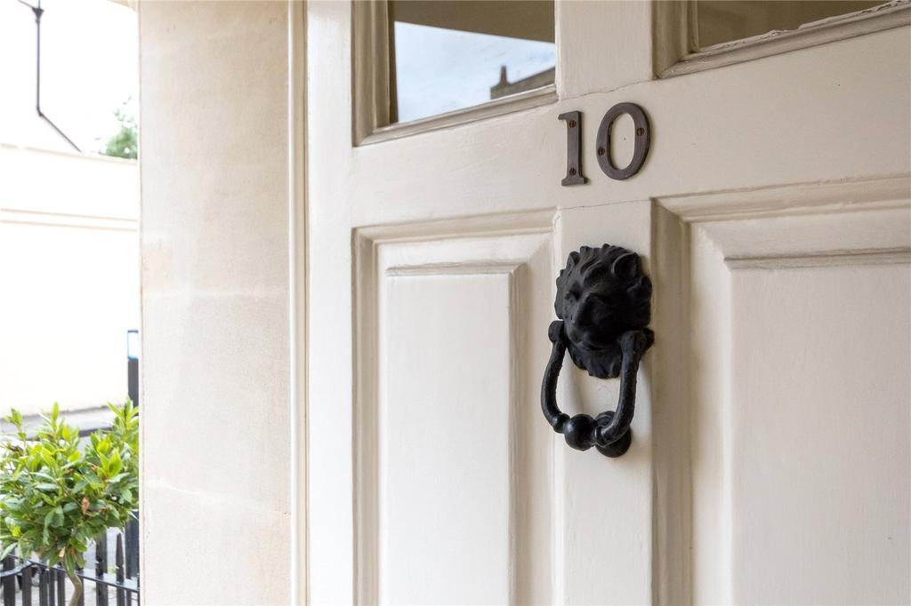 4 Bedrooms Terraced House for sale in Rivers Street, Bath, BA1