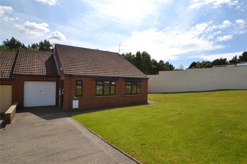 2 Bedrooms Bungalow for sale in Church View, High Street, Thornley, Co Durham, DH6