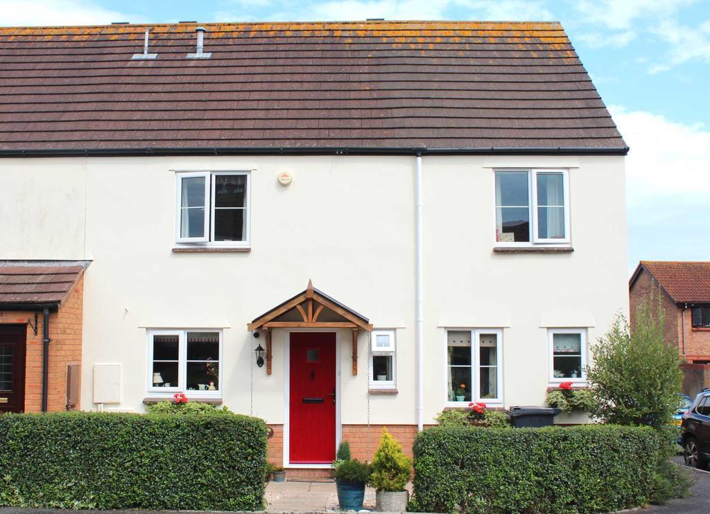 4 Bedrooms Semi Detached House for sale in Heather Close, Seaton, Devon