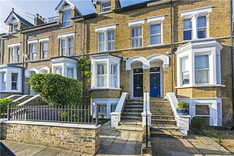 4 Bedrooms Terraced House for rent in Halford Road, Richmond, Surrey, TW10