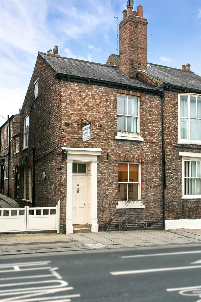 6 Bedrooms End Of Terrace House for sale in Monkgate, York, YO31