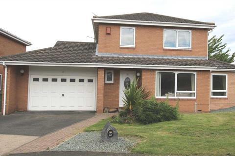 4 bedroom detached house for sale - Underwood Grove, Northburn Grange, Cramlington