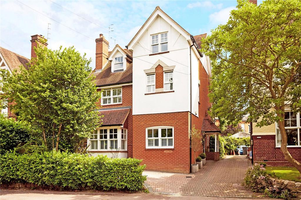 4 Bedrooms Detached House for sale in Molyneux Park Road, Tunbridge Wells, Kent, TN4