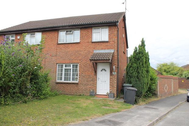 3 Bedrooms Semi Detached House for sale in Markfield Close, Luton, LU3
