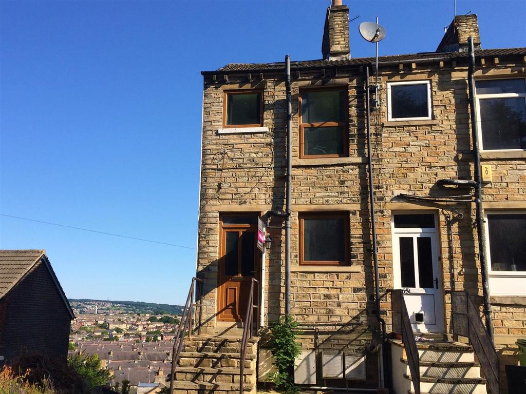 3 Bedrooms End Of Terrace House for sale in Forest Road, Almondbury, Huddersfield, HD5 8EU