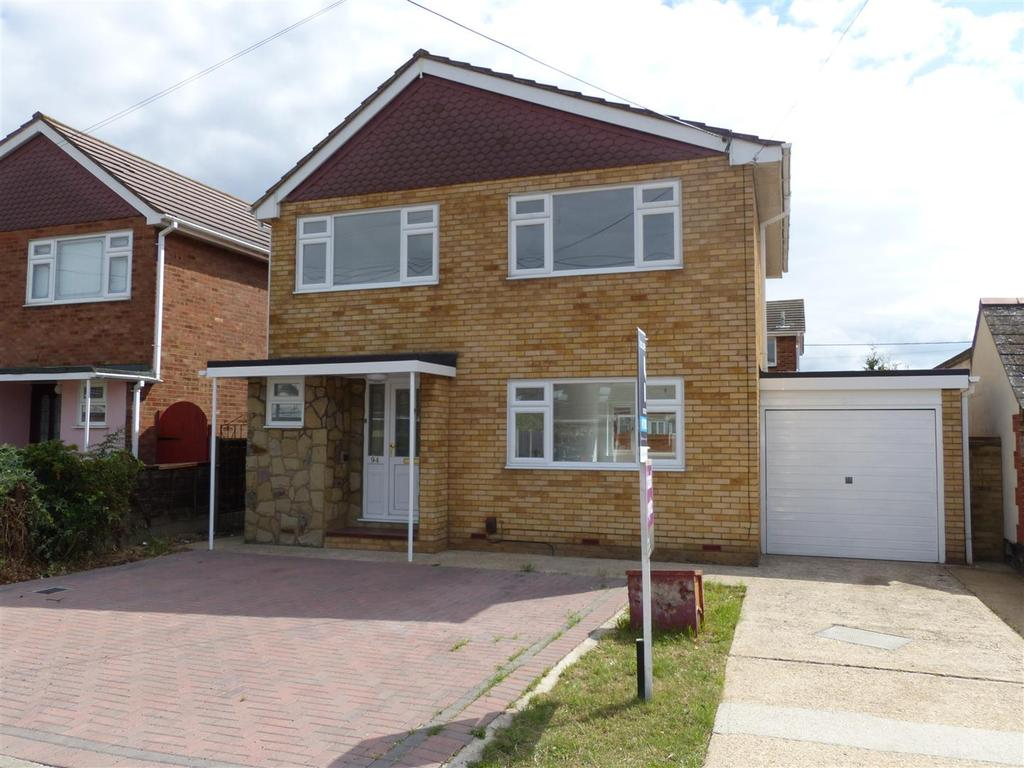 3 Bedrooms Detached House for sale in Tilburg Road, Canvey Island