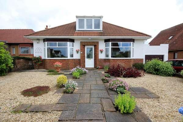 4 Bedrooms Detached Bungalow for sale in 57 Rowallan Drive, Kilmarnock, KA3 1TU