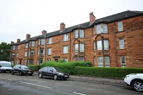 2 Bedrooms Flat for sale in 1/1, 49 Arklet Road, Drumoyne, Glasgow, G51 3XR