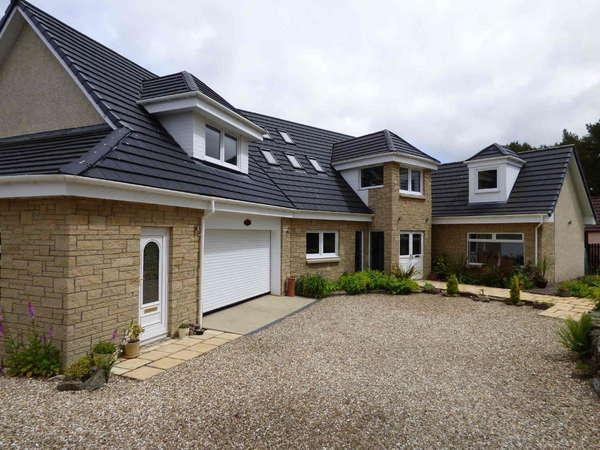5 Bedrooms Detached Bungalow for sale in 9 Watling Street, Crawford, Biggar, ML12 6TY