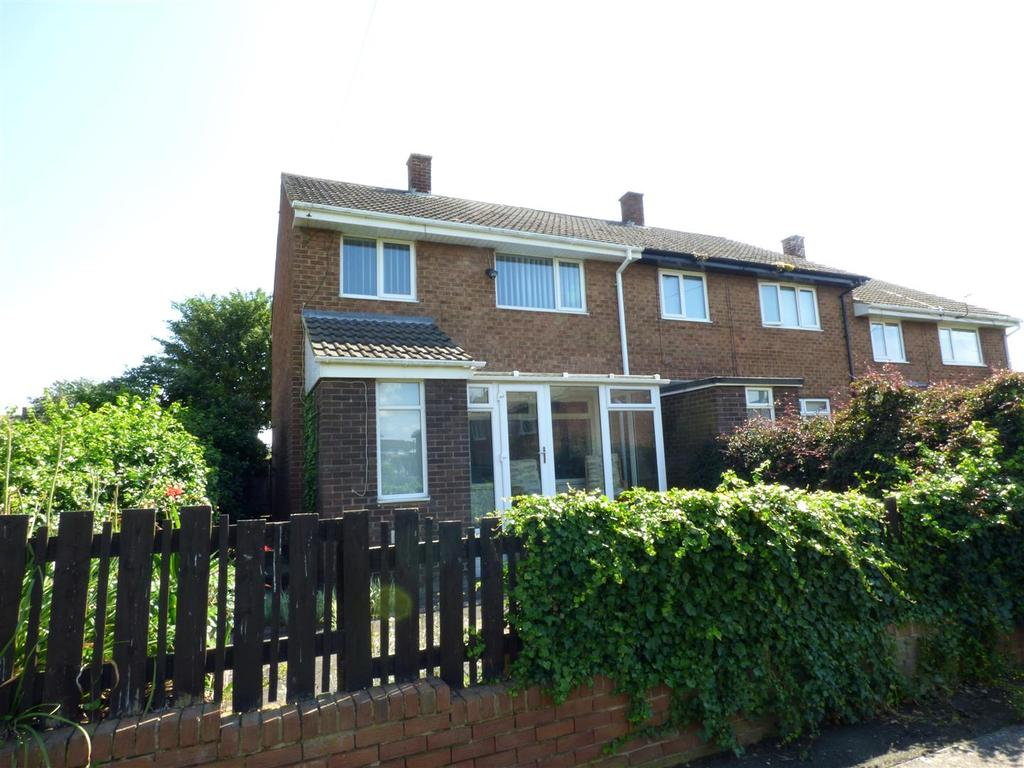 3 Bedrooms Terraced House for sale in St. Andrews, Chilton Moor, Houghton Le Spring