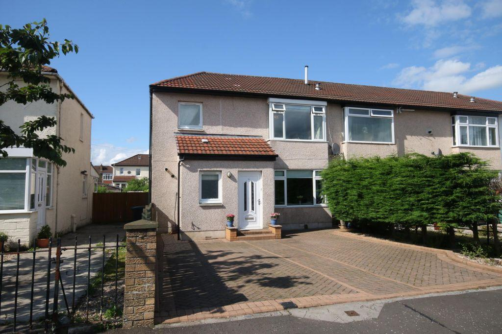 3 Bedrooms End Of Terrace House for sale in 44 Kenmure Gardens, Bishopbriggs, Glasgow, G64 2BZ