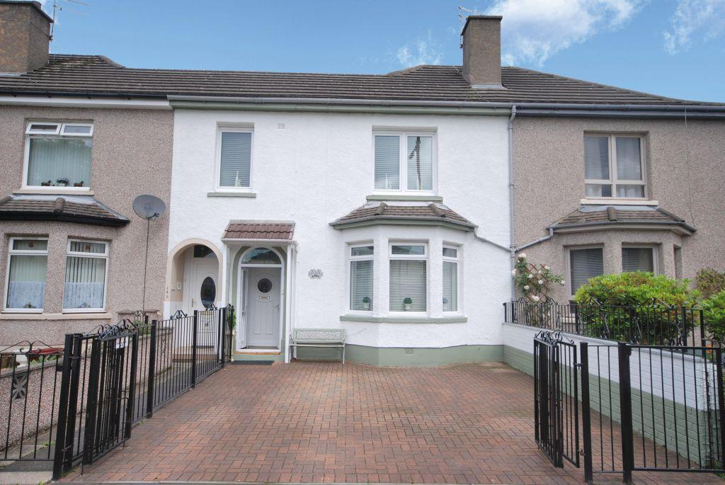 3 Bedrooms Villa House for sale in 156 Ladykirk Drive, Cardonald, Glasgow, G52 2NX