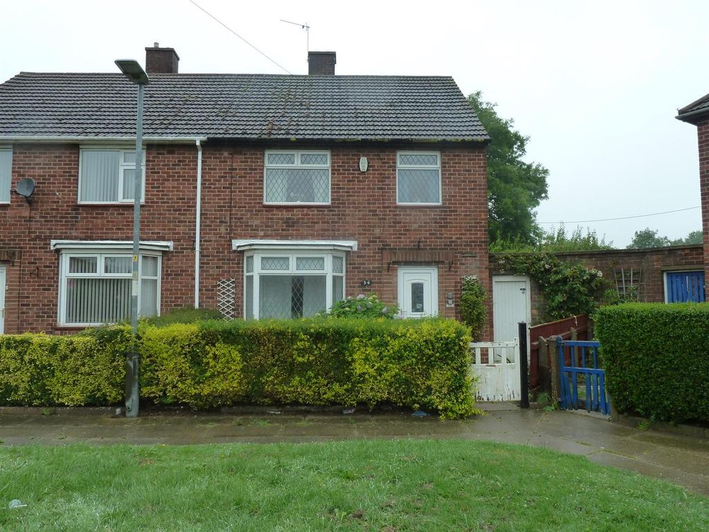 3 Bedrooms Semi Detached House for sale in Stainton Drive, Off Winchester Avenue, Grimsby