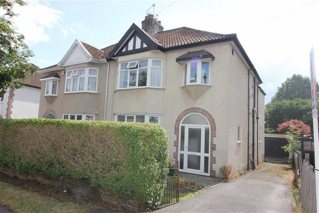 4 Bedrooms Semi Detached House for sale in Birchall Road, Redland, Bristol