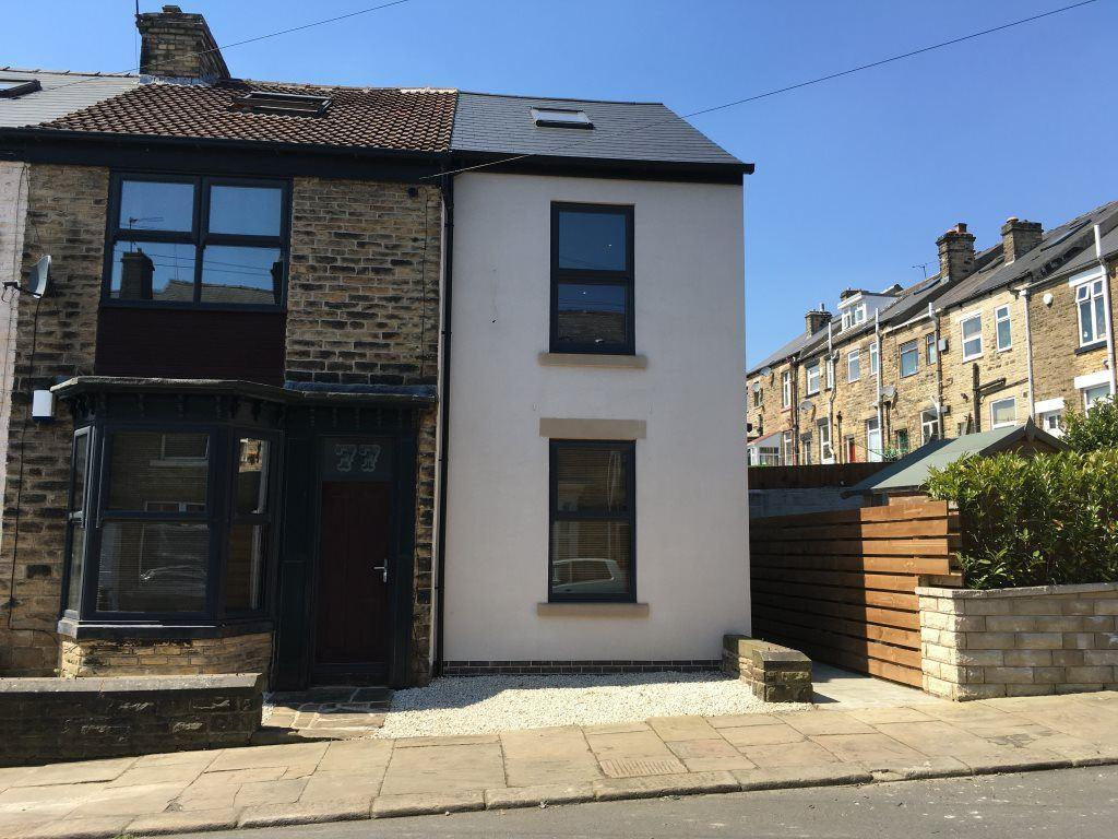 3 Bedrooms Terraced House for rent in Tasker Road, Crookes, S10 1UY