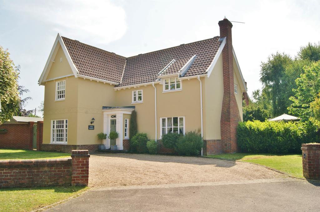4 Bedrooms Detached House for sale in Bear Meadow, Beyton IP30
