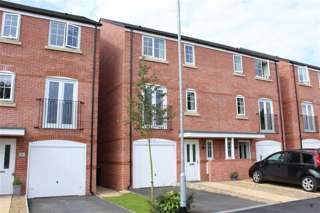 4 Bedrooms Semi Detached House for sale in Duddy Road, Disley, Stockport, Cheshire