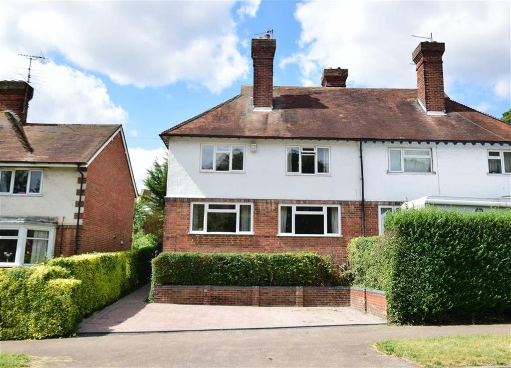 3 Bedrooms Semi Detached House for sale in Rotherfield Way, Emmer Green, Reading