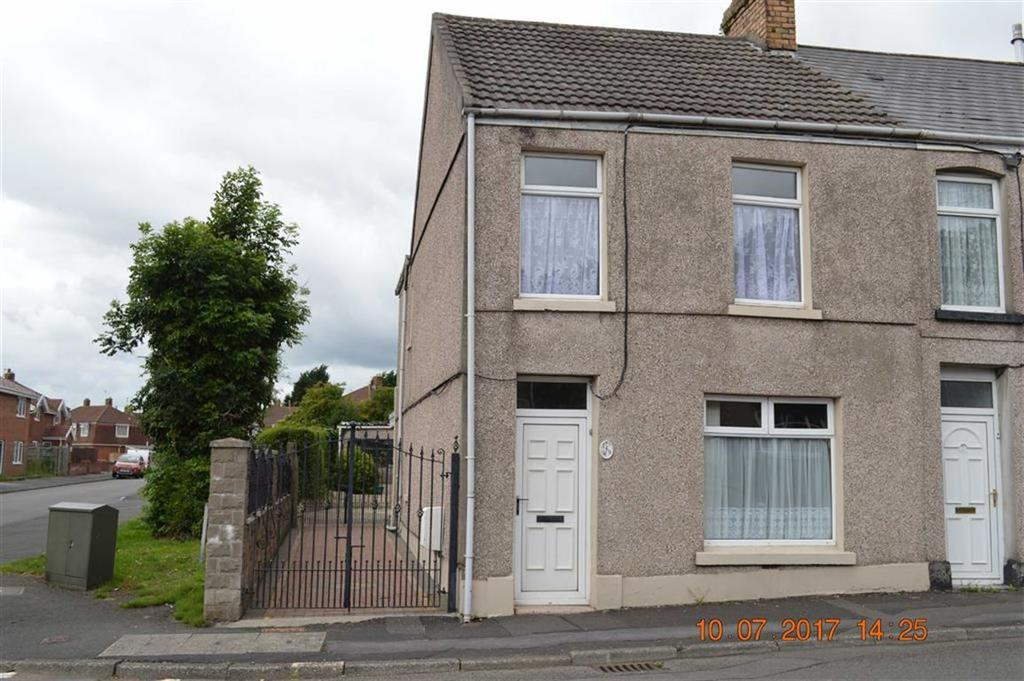 3 Bedrooms End Of Terrace House for sale in Frampton Road, Swansea, SA4