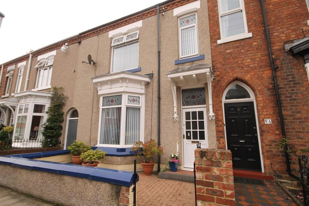 4 Bedrooms Terraced House for sale in Arncliffe Gardens, Hartlepool