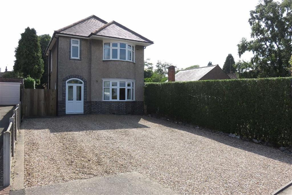 3 Bedrooms Detached House for sale in Leicester Road, Groby