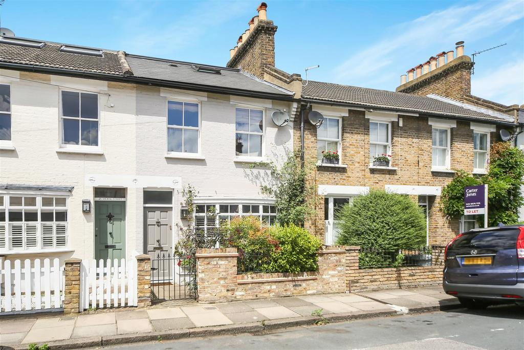 3 Bedrooms Terraced House for sale in Thorne Street, Barnes, SW13
