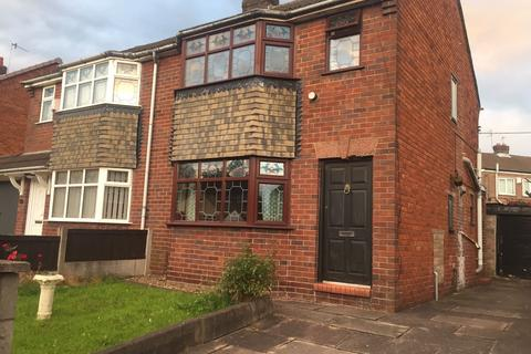2 bedroom semi-detached house to rent - CLONDON AVENUE, TUNSTALL, STOKE ON TRENT ST6